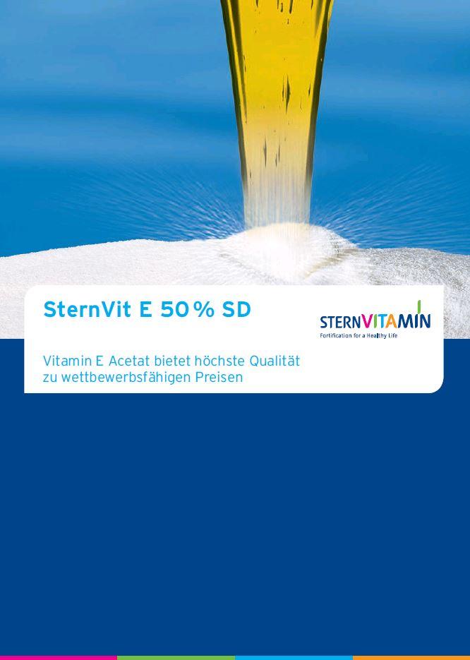 Coverbild Flyer zu SternVit E