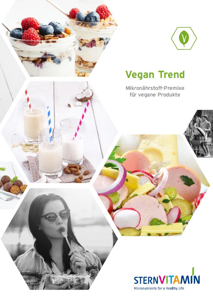 Vegan Trend bei SternVitamin