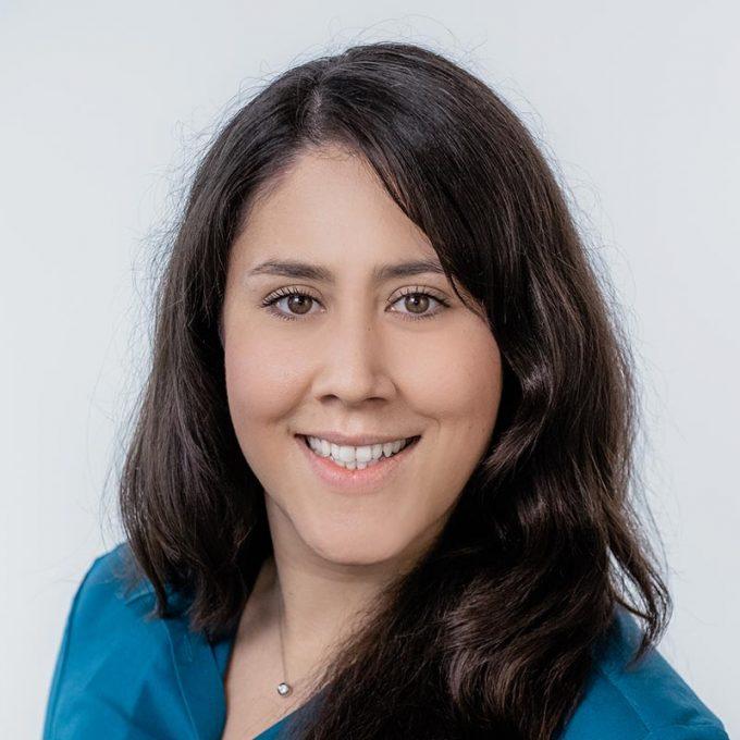 Nadja Henze ist Quality Specialist fuer den Bereich Suesswaren.