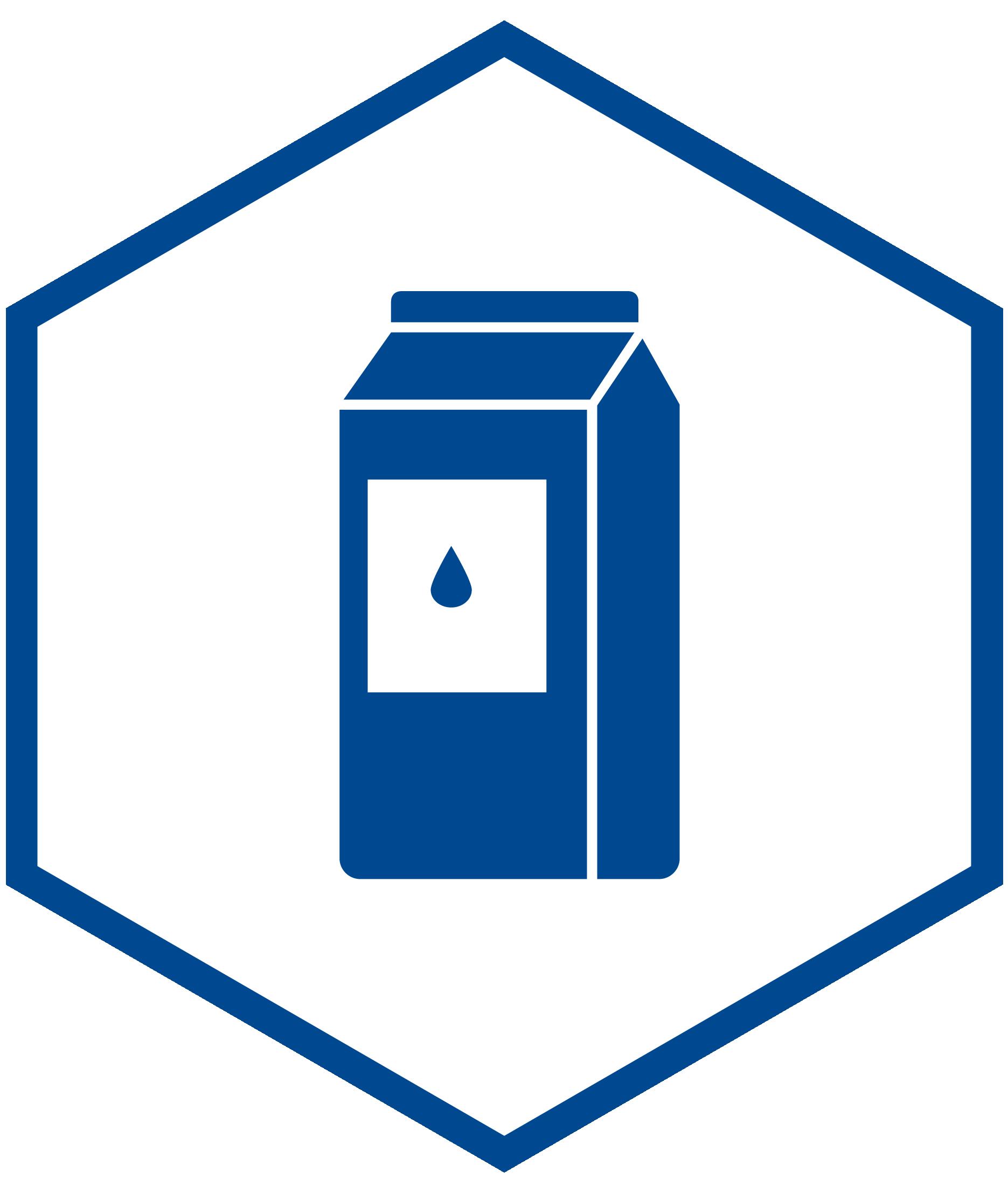 Icon Milchprodukte