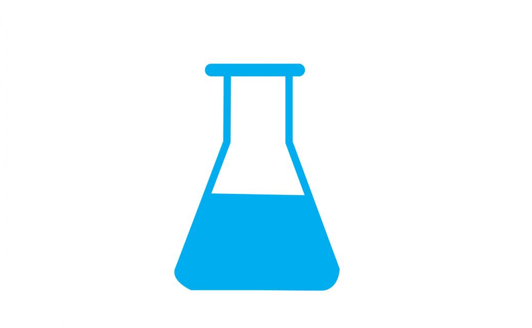 Wir testen und analysieren in unseren Laboren.