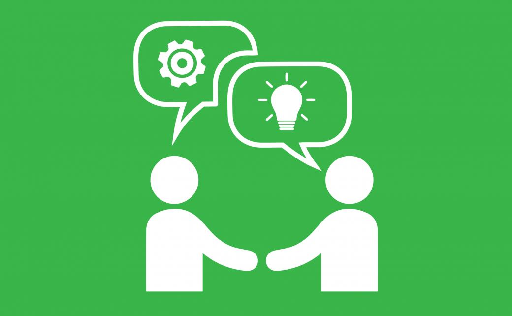 wir pflegen einen partnerschaftlichen Dialog mit unseren Kunden
