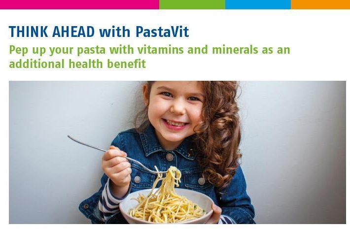 Premix Konzepte für Pasta